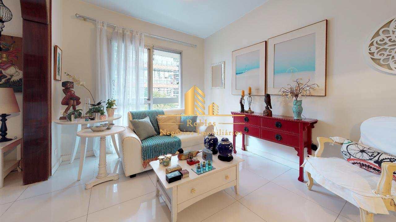 Apartamento com 2 dorms, Vila Olímpia, São Paulo - R$ 800 mil, Cod: 820