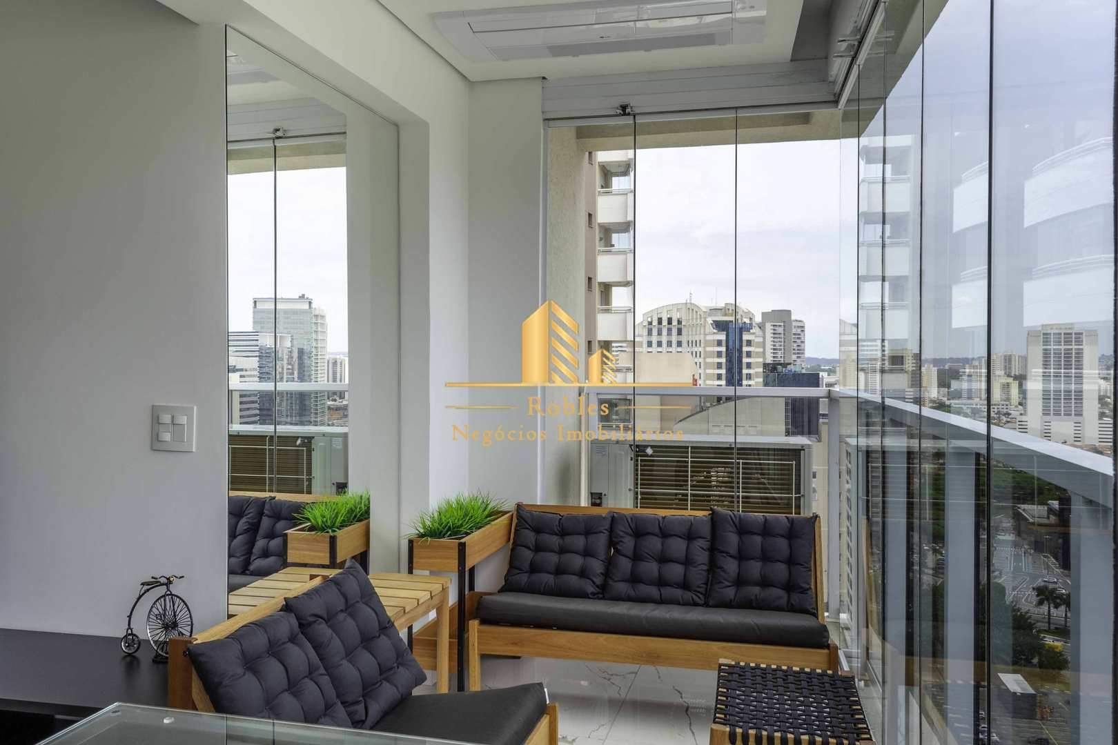 Apartamento com 1 dorm, Brooklin, São Paulo - R$ 1.06 mi, Cod: 830