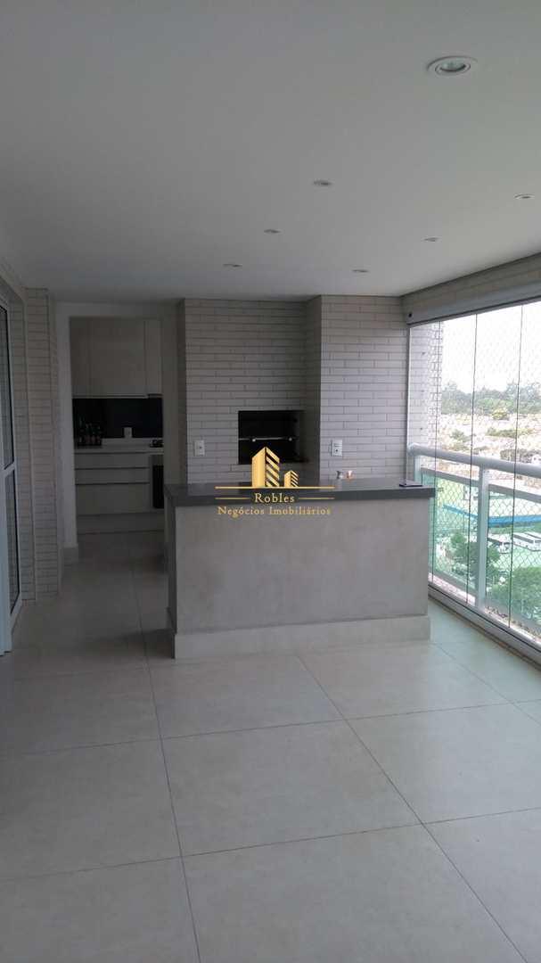 Apartamento com 3 dorms, Granja Julieta, São Paulo - R$ 1.1 mi, Cod: 834