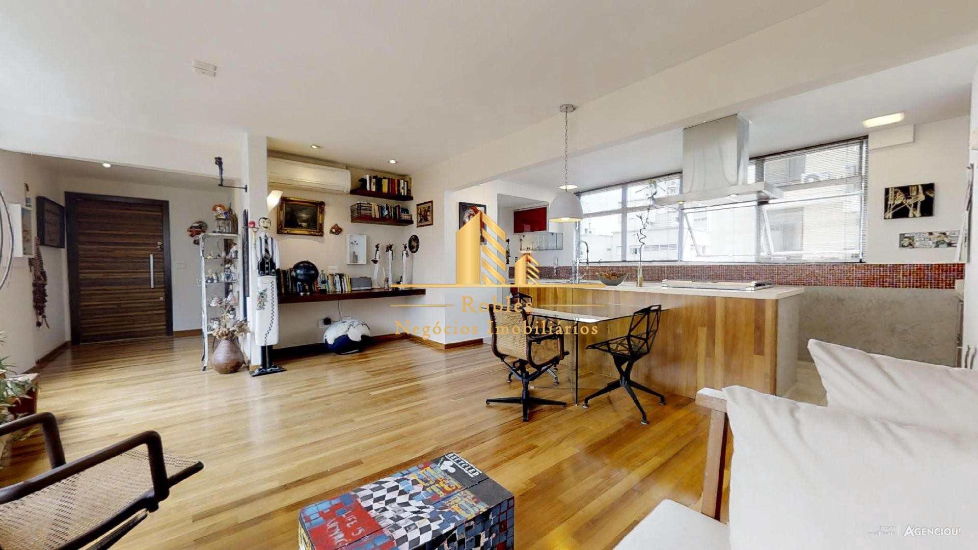 Apartamento com 3 dorms, Cerqueira César, São Paulo - R$ 1.75 mi, Cod: 841