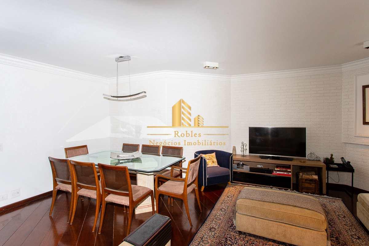 Apartamento com 3 dorms, Brooklin Paulista, São Paulo - R$ 1.43 mi, Cod: 842