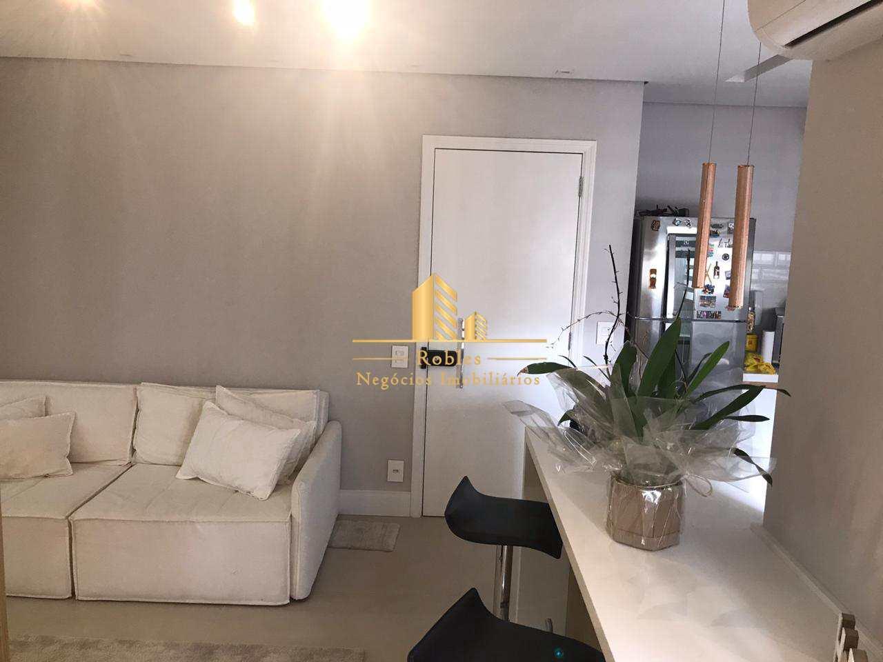 Apartamento com 1 dorm, Vila Olímpia, São Paulo - R$ 690 mil, Cod: 902