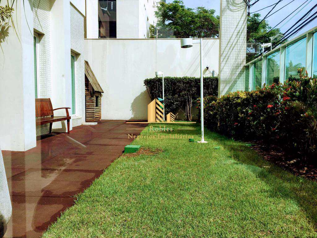 Apartamento com 3 dorms, Campo Belo, São Paulo - R$ 1.85 mi, Cod: 906