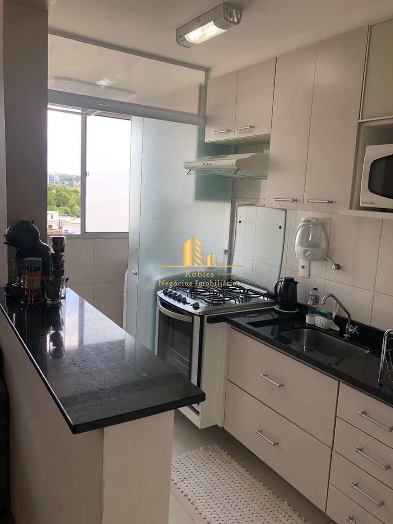 Apartamento com 2 dorms, Santo Amaro, São Paulo - R$ 395 mil, Cod: 914