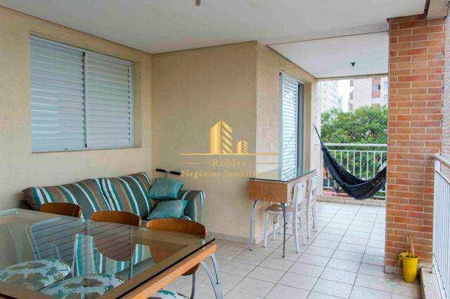 Apartamento com 2 dorms, Alto da Boa Vista, São Paulo - R$ 975 mil, Cod: 915