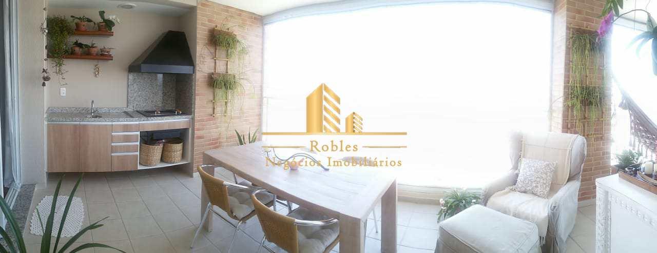 Apartamento com 3 dorms, Alto da Boa Vista, São Paulo - R$ 1.22 mi, Cod: 916