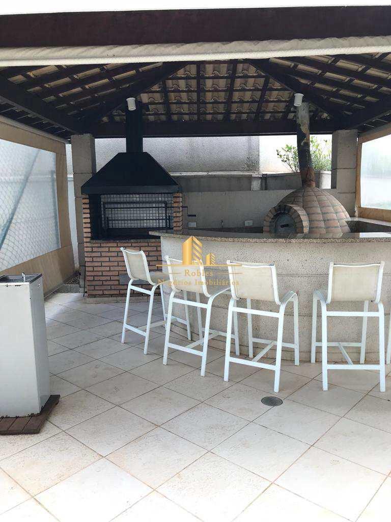 Apartamento com 3 dorms, Morumbi, São Paulo - R$ 430 mil, Cod: 917