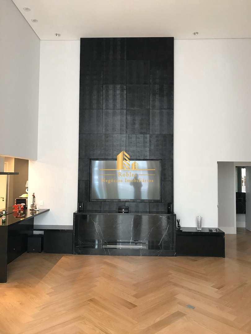 Apartamento com 4 dorms, Brooklin Paulista, São Paulo - R$ 2.65 mi, Cod: 922