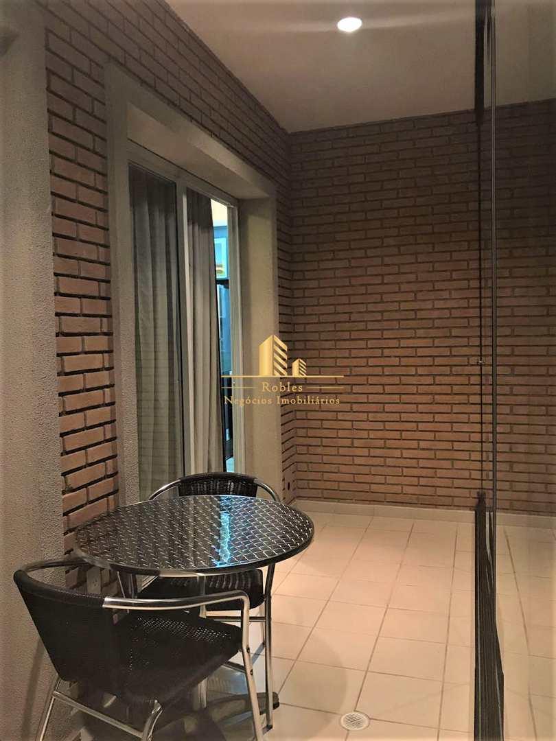 Apartamento com 1 dorm, Vila Nova Conceição, São Paulo, Cod: 928