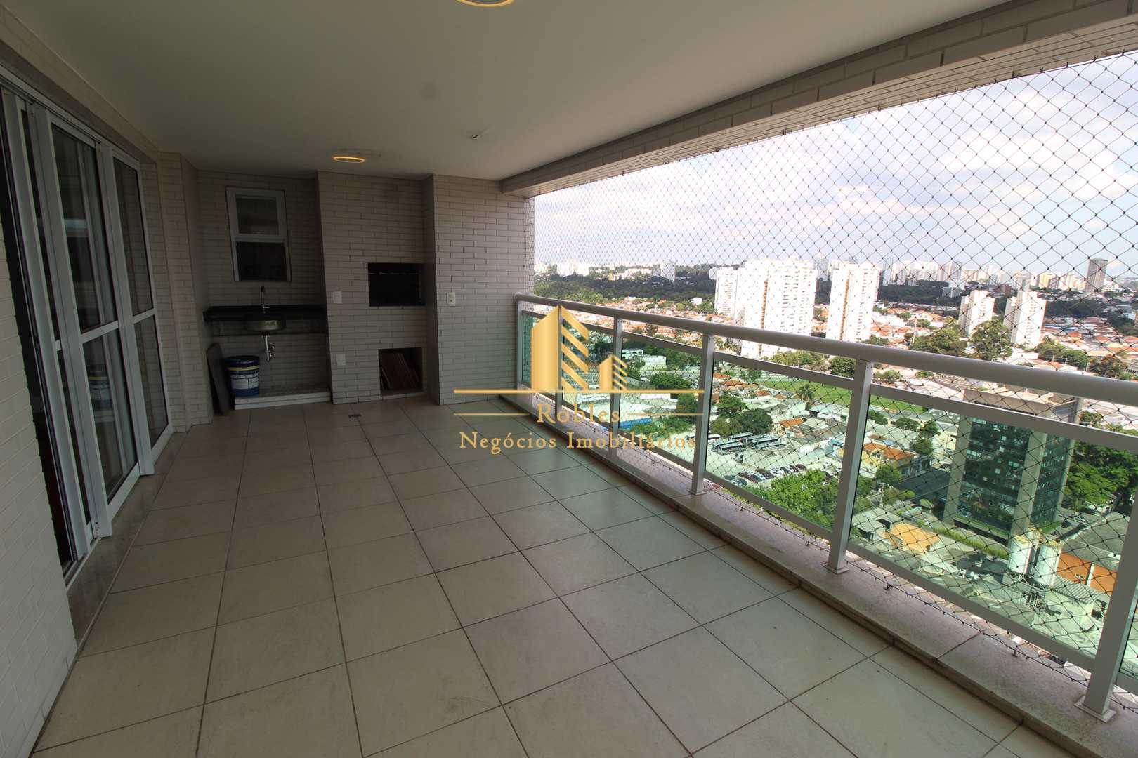 Apartamento com 3 dorms, Jardim Caravelas, São Paulo - R$ 1.1 mi, Cod: 937