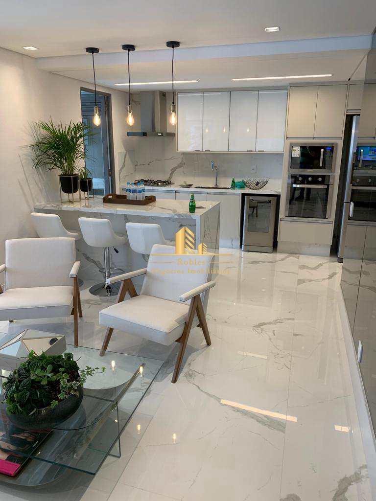 Apartamento com 2 dorms, Brooklin Paulista, São Paulo - R$ 2.78 mi, Cod: 961