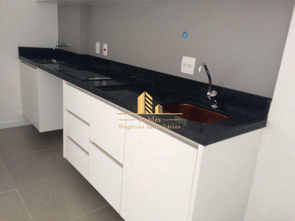 Studio com 1 dorm, Campo Belo, São Paulo - R$ 535 mil, Cod: 1000