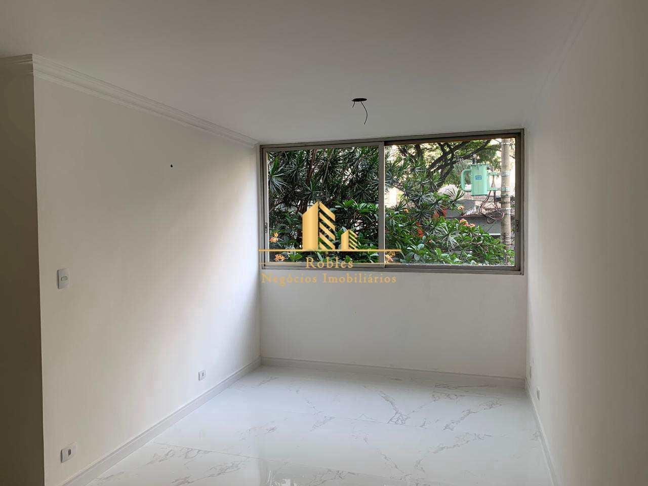 Apartamento com 3 dorms, Indianópolis, São Paulo - R$ 1 mi, Cod: 1006