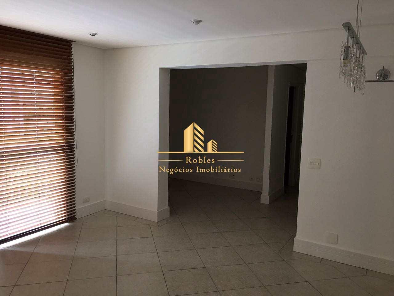 Apartamento com 3 dorms, Brooklin Paulista, São Paulo - R$ 780 mil, Cod: 1008