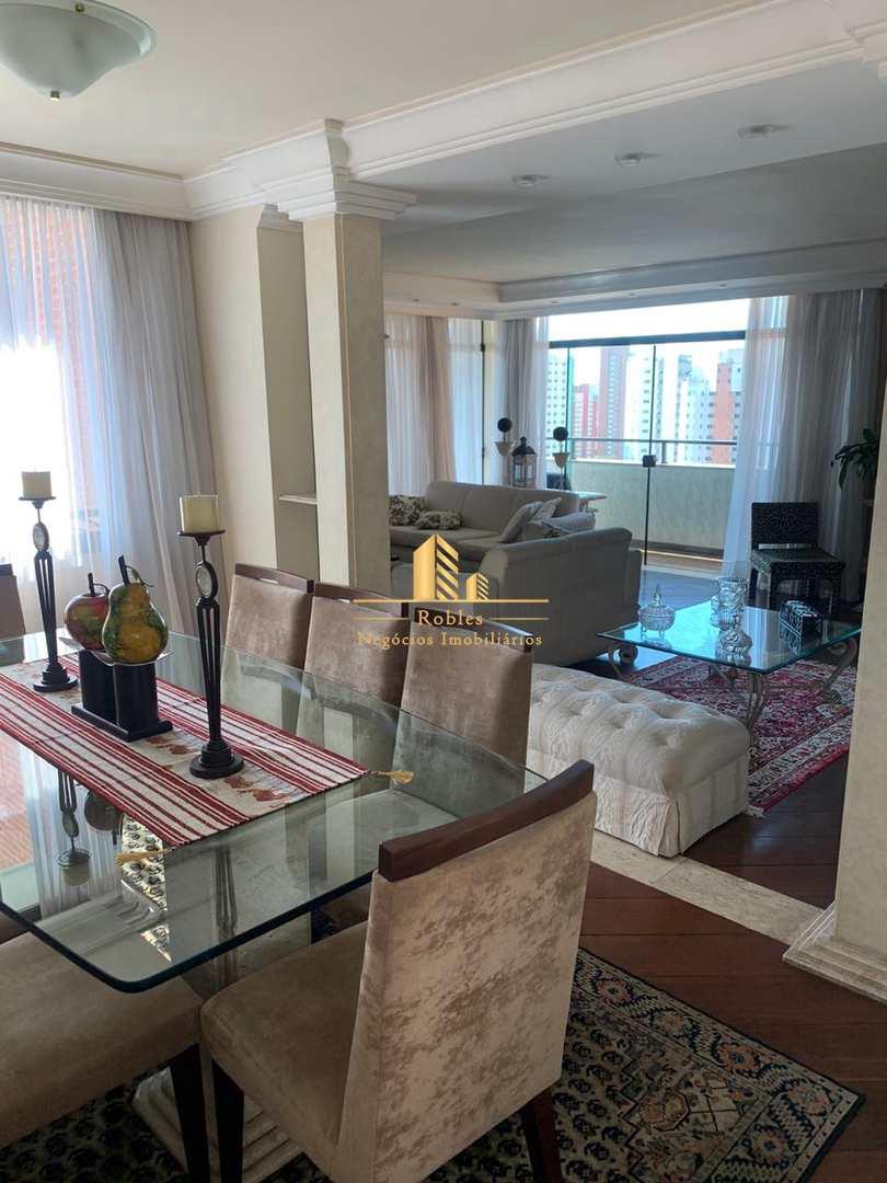 Apartamento com 3 dorms, Campo Belo, São Paulo - R$ 1.7 mi, Cod: 1038