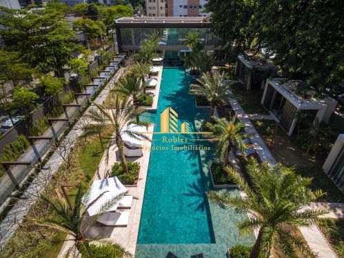 Apartamento com 4 dorms, Vila Olímpia, São Paulo - R$ 8.25 mi, Cod: 1047