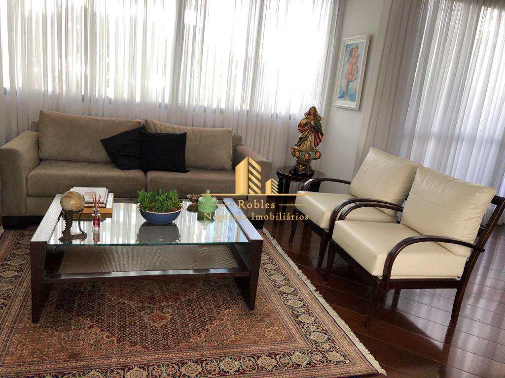 Apartamento com 4 dorms, Campo Belo, São Paulo - R$ 1.8 mi, Cod: 1087