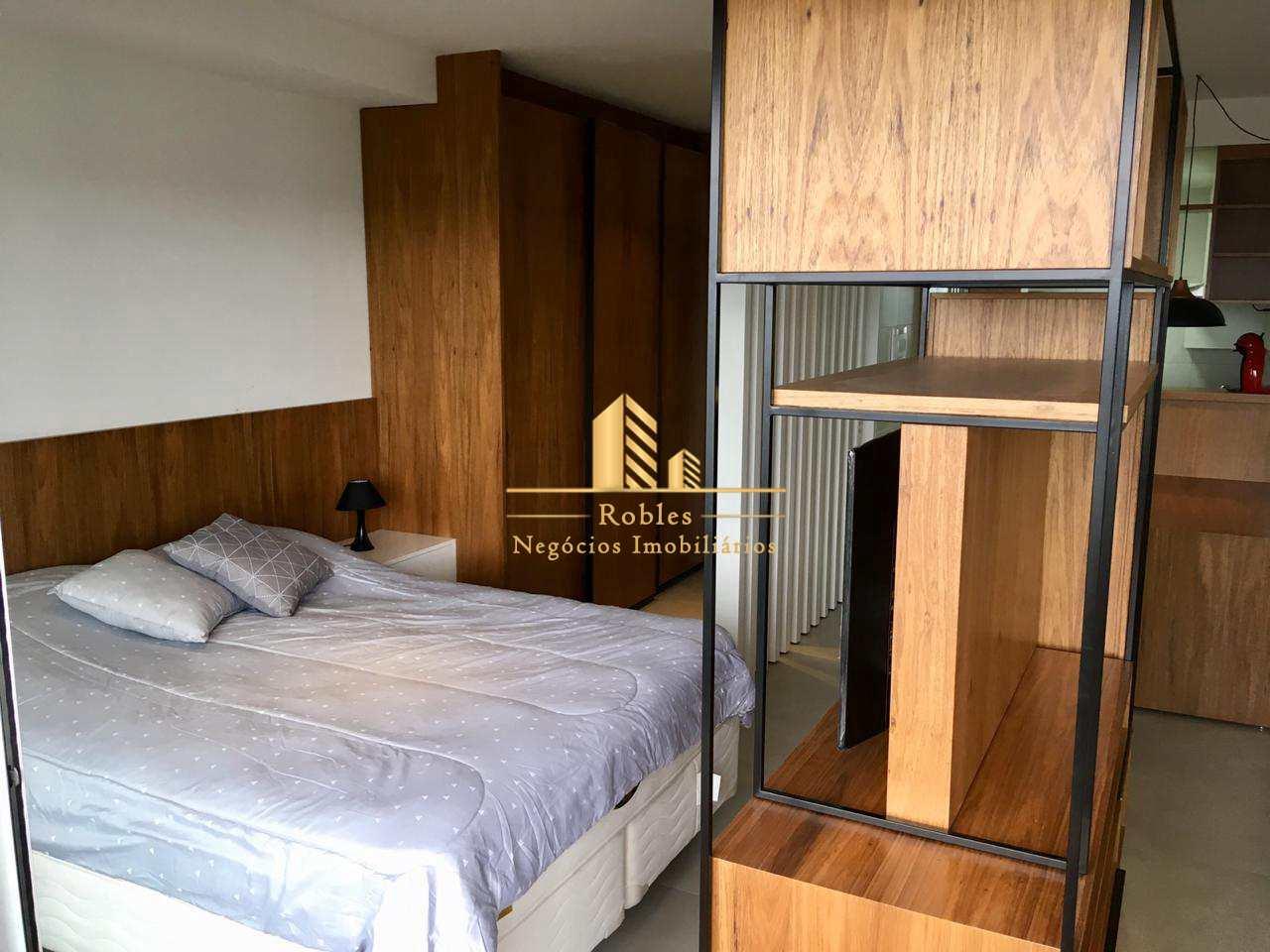 Apartamento com 1 dorm, Granja Julieta, São Paulo - R$ 650 mil, Cod: 1110