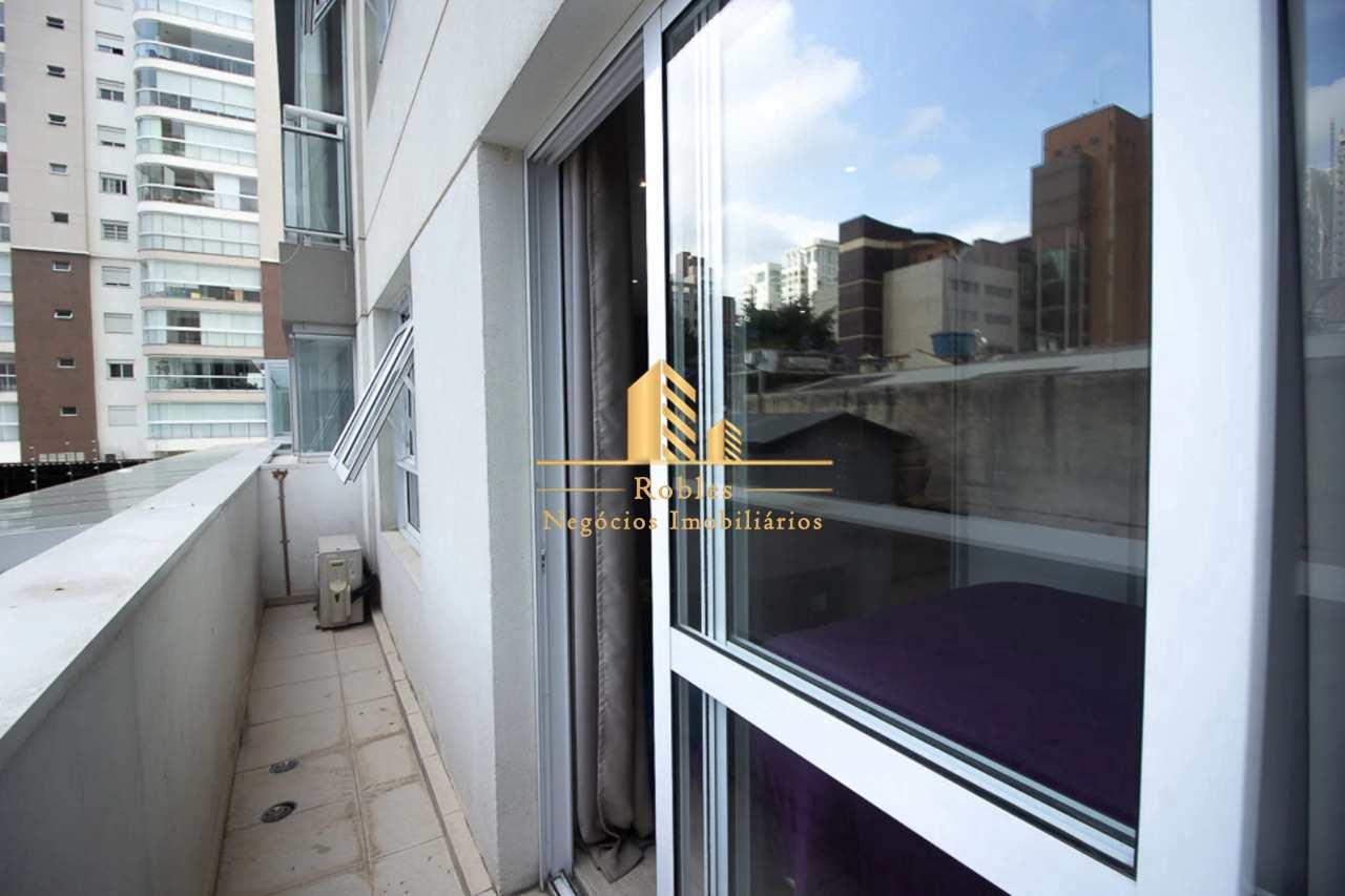 Apartamento com 1 dorm, Vila Olímpia, São Paulo - R$ 670 mil, Cod: 1116