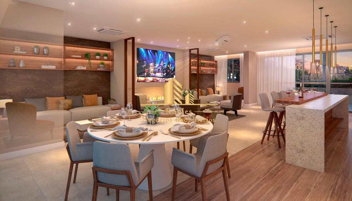 Apartamento com 2 dorms, Moema, São Paulo - R$ 999 mil, Cod: 1137