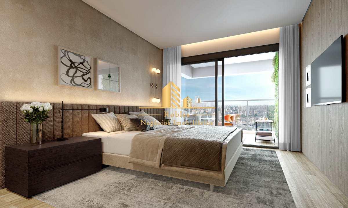 Apartamento com 4 dorms, Campo Belo, São Paulo - R$ 2.88 mi, Cod: 1148