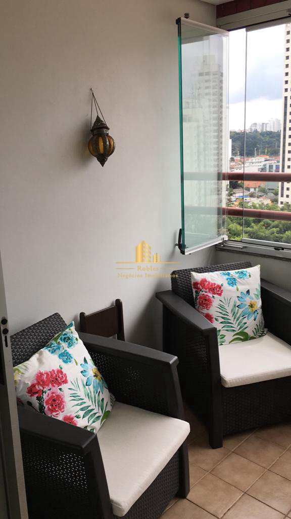 Apartamento com 3 dorms, Chácara Santo Antônio (Zona Sul), São Paulo - R$ 760 mil, Cod: 1158
