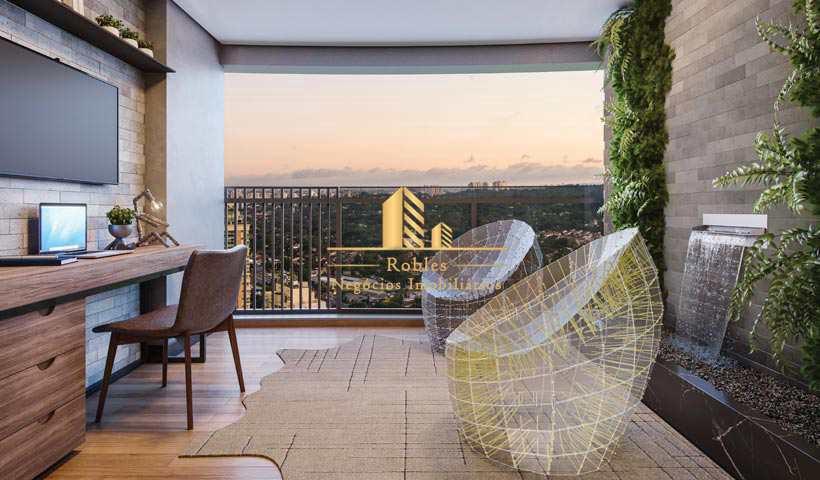 Apartamento com 1 dorm, Brooklin, São Paulo - R$ 523 mil, Cod: 1162