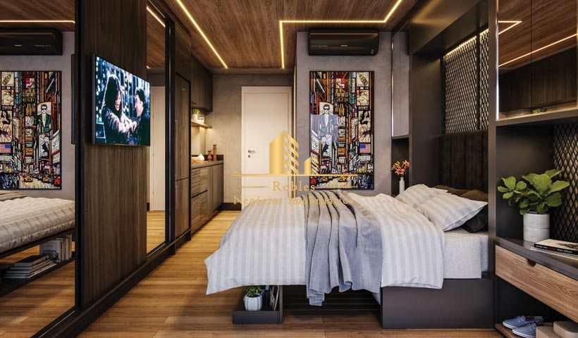 Apartamento com 2 dorms, Brooklin, São Paulo - R$ 841 mil, Cod: 1165