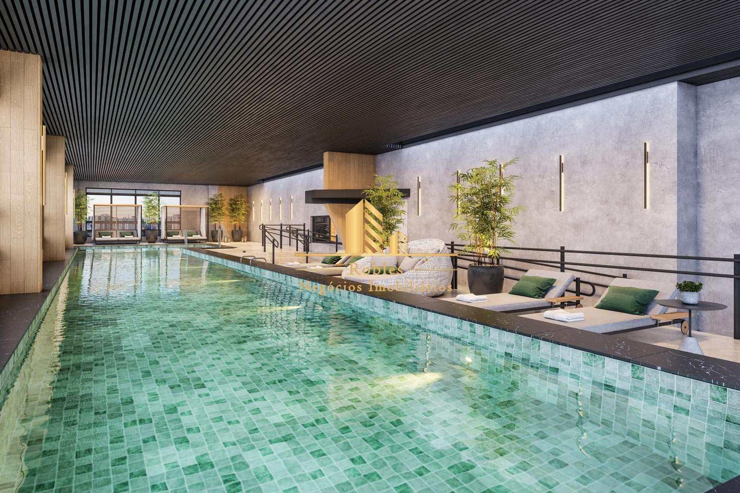 Apartamento com 3 dorms, Brooklin, São Paulo - R$ 1.04 mi, Cod: 1166