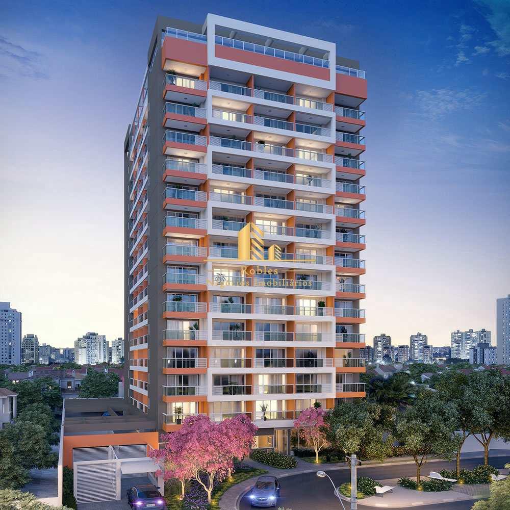 Apartamento com 1 dorm, Campo Belo, São Paulo - R$ 585 mil, Cod: 1173