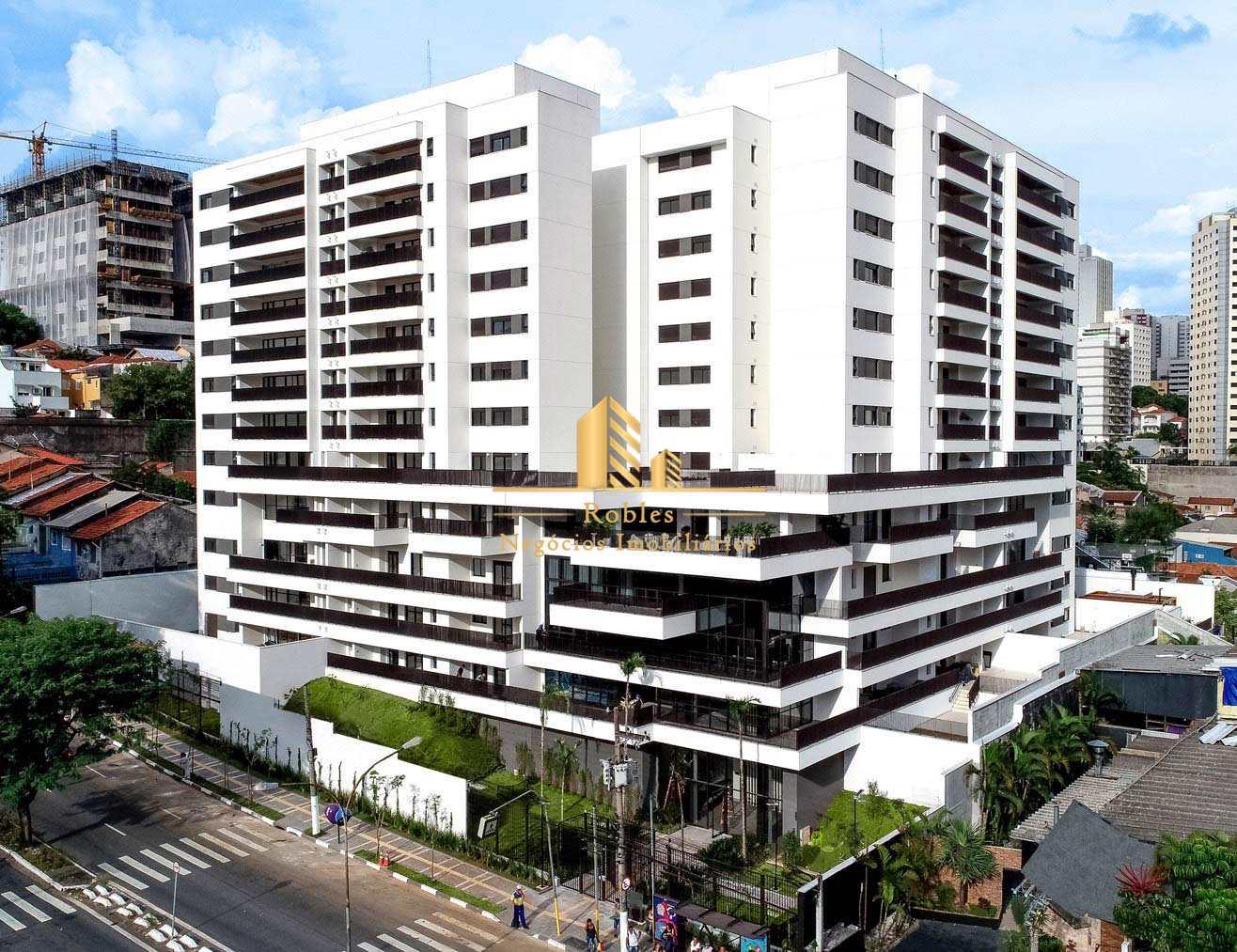Apartamento com 4 dorms, Perdizes, São Paulo - R$ 1.55 mi, Cod: 1197