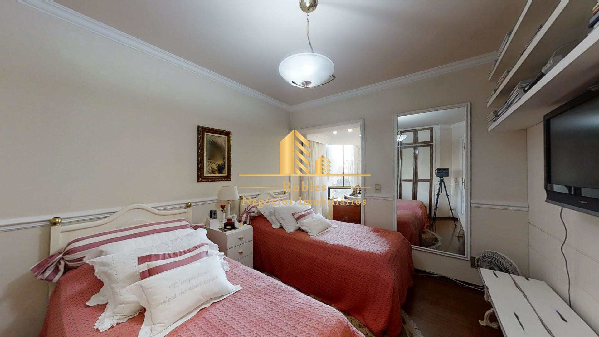 Apartamento com 4 dorms, Campo Belo, São Paulo - R$ 2.6 mi, Cod: 1206