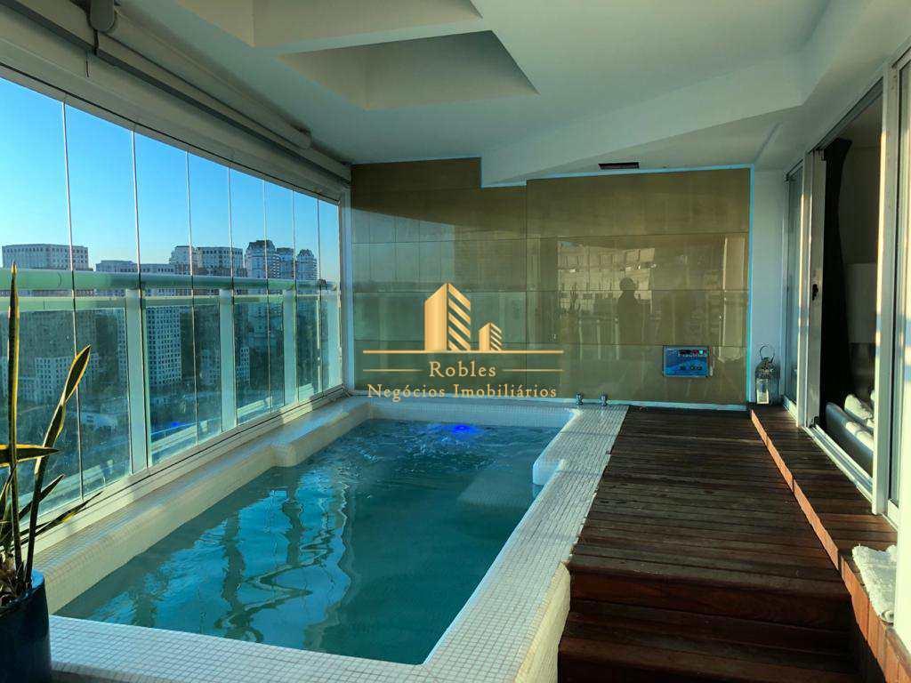 Cobertura com 4 dorms, Brooklin, São Paulo - R$ 6.5 mi, Cod: 1210