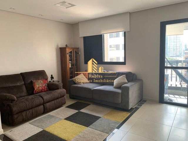 Apartamento com 2 dorms, Chácara Santo Antônio (Zona Sul), São Paulo - R$ 960 mil, Cod: 1218