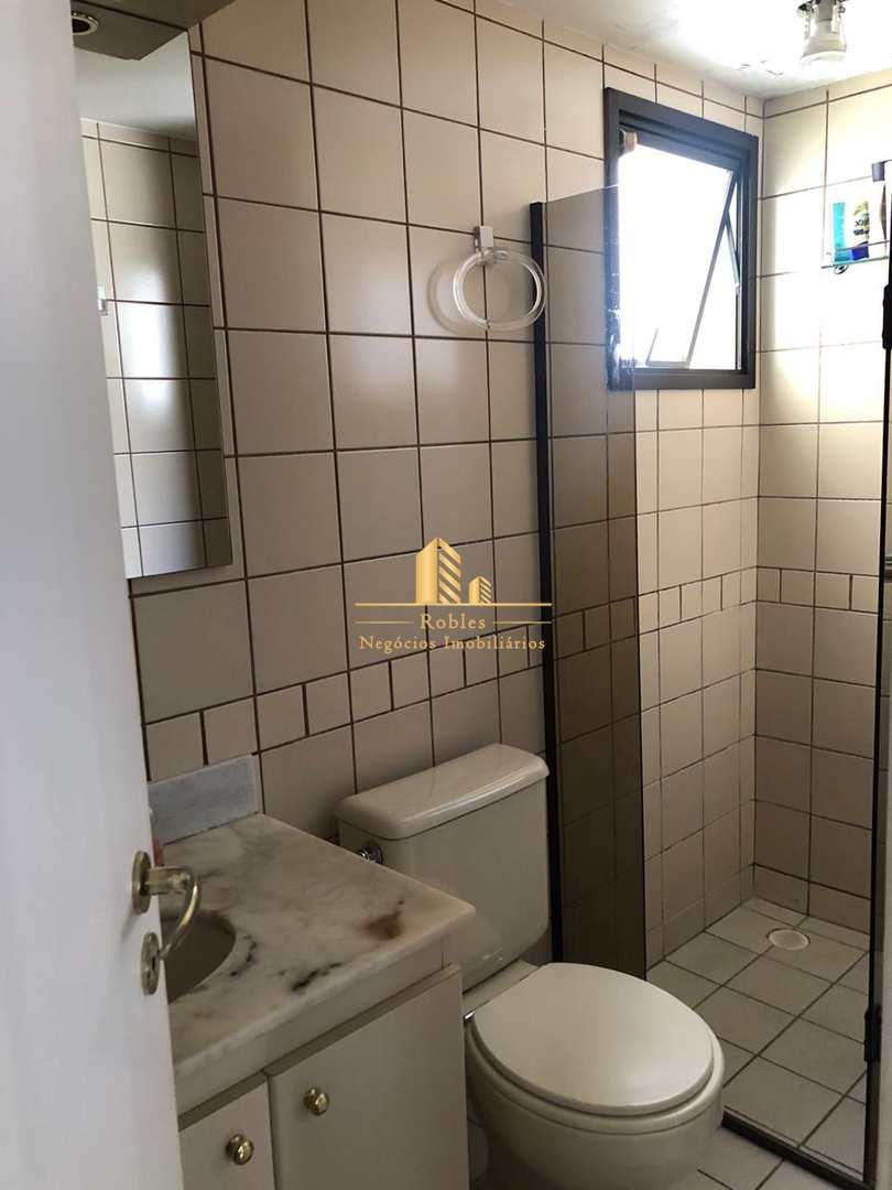 Apartamento com 3 dorms, Brooklin Paulista, São Paulo - R$ 800 mil, Cod: 1223