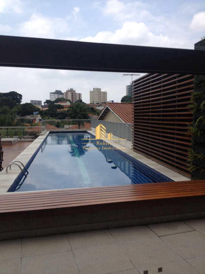 Apartamento com 1 dorm, Campo Belo, São Paulo - R$ 500 mil, Cod: 1238