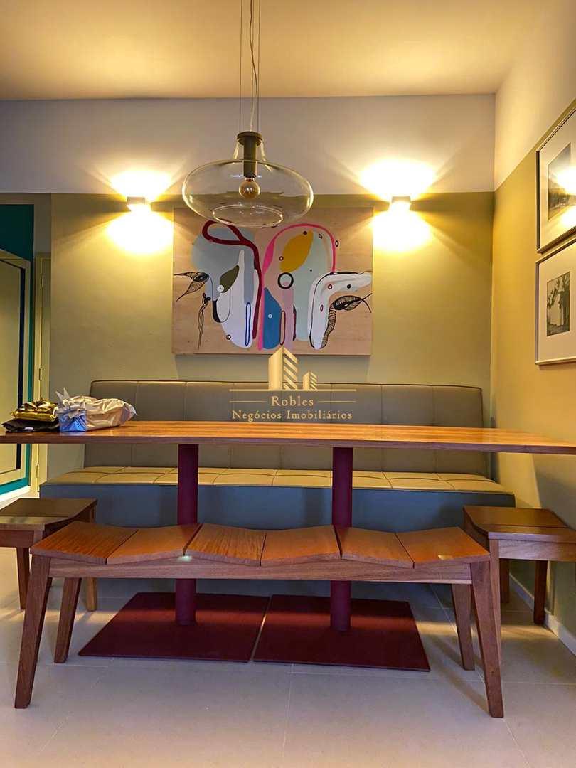 Apartamento com 1 dorm, Moema Pássaros, São Paulo - R$ 735 mil, Cod: 1344