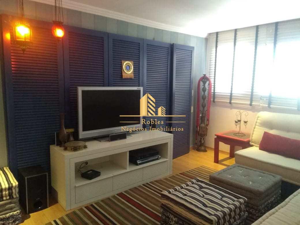 Cobertura com 4 dorms, Brooklin Paulista, São Paulo - R$ 3.8 mi, Cod: 1367