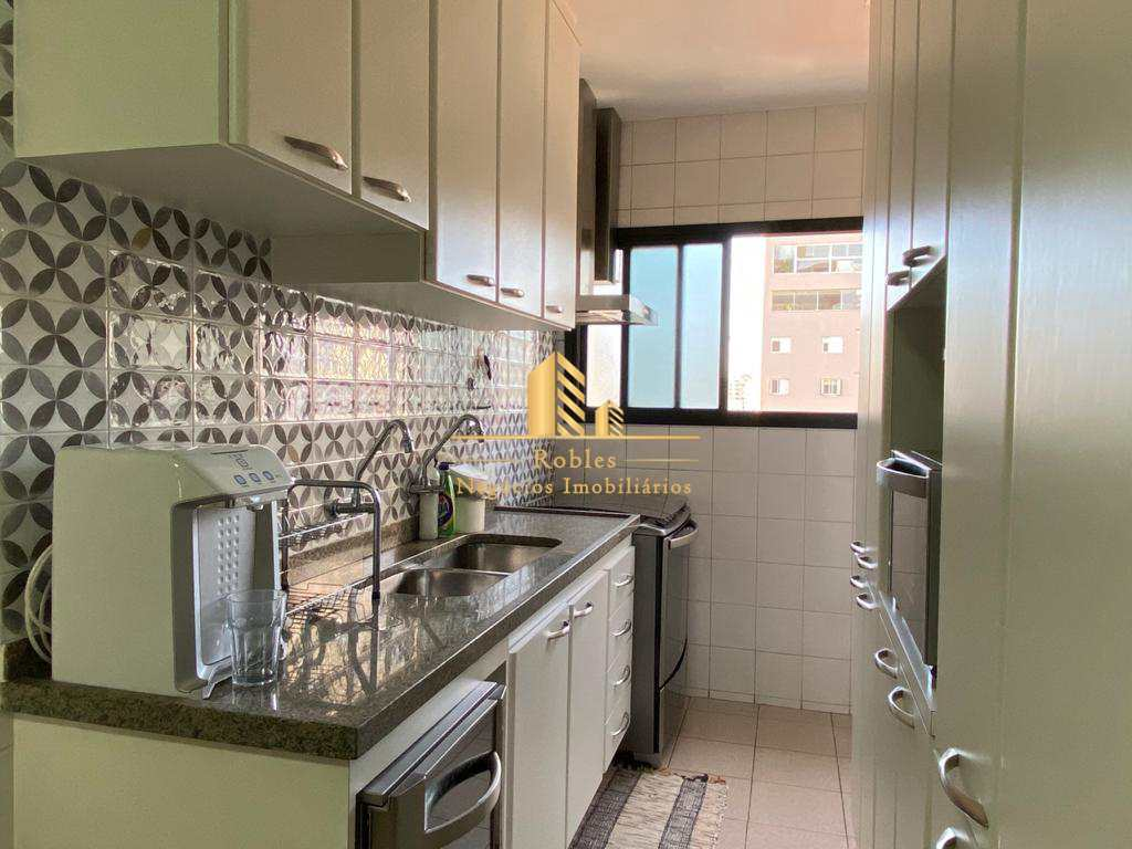 Apartamento com 3 dorms, Vila Olímpia, São Paulo - R$ 1.18 mi, Cod: 1419