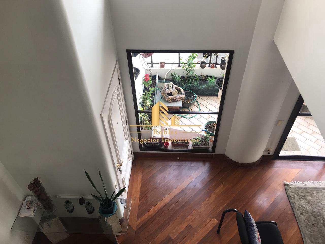Cobertura com 4 dorms, Moema, São Paulo - R$ 3.4 mi, Cod: 1421