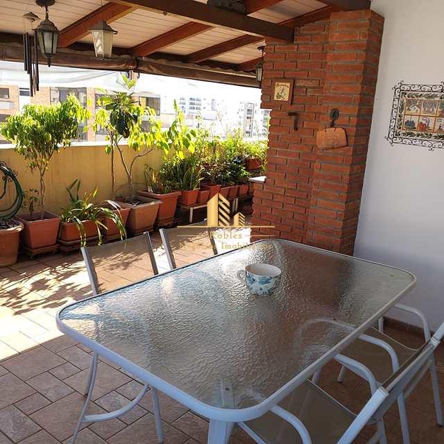 Cobertura com 4 dorms, Campo Belo, São Paulo - R$ 2.49 mi, Cod: 1449