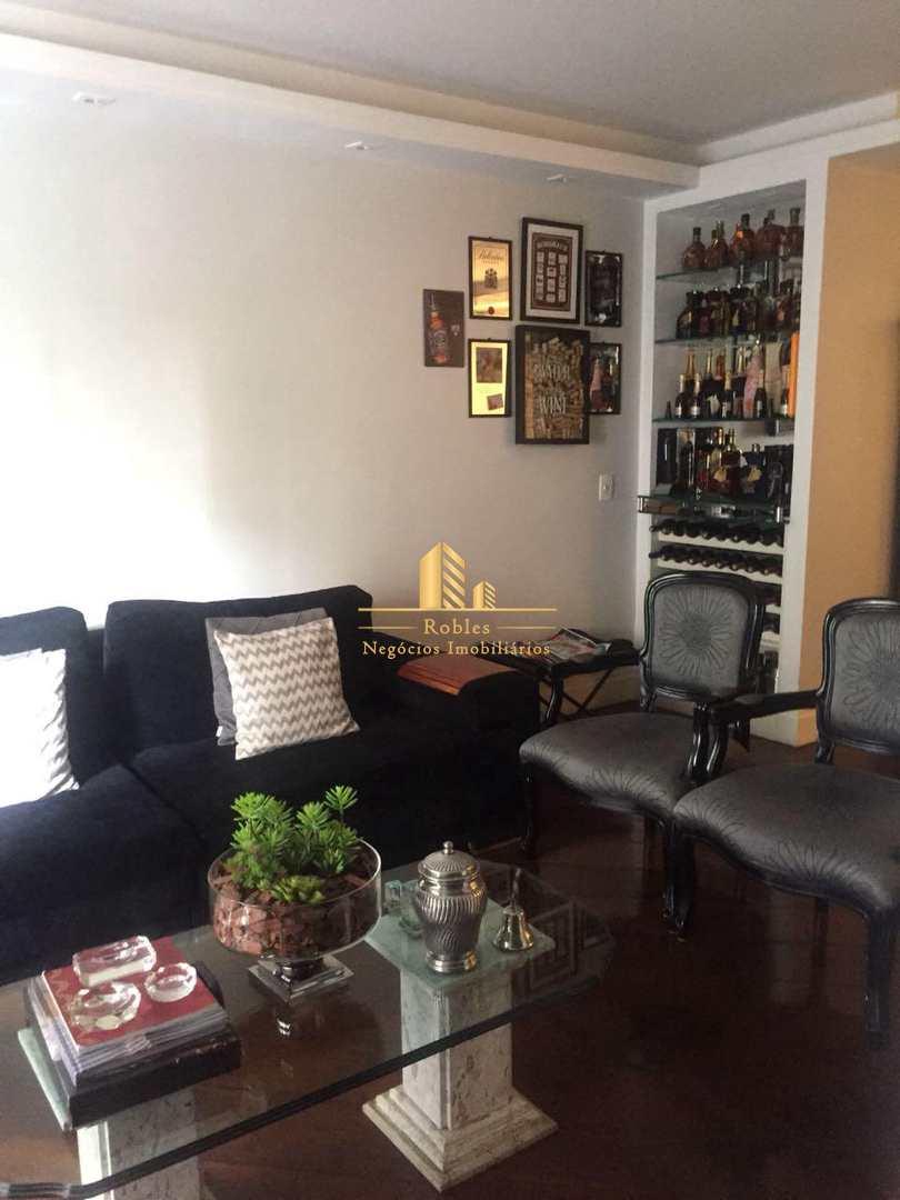 Apartamento com 3 dorms, Brooklin Paulista, São Paulo - R$ 1.3 mi, Cod: 1454