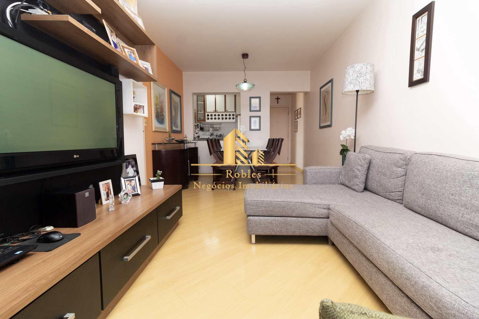 Apartamento com 3 dorms, Chácara Santo Antônio (Zona Sul), São Paulo - R$ 790 mil, Cod: 1467