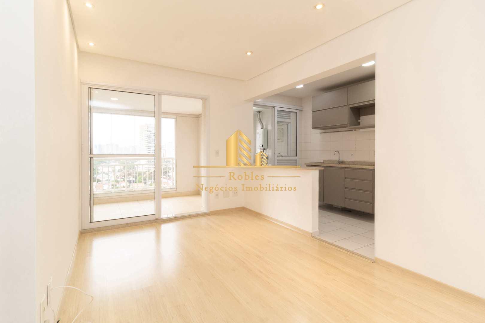 Apartamento com 2 dorms, Cidade Monções, São Paulo - R$ 1.11 mi, Cod: 1481