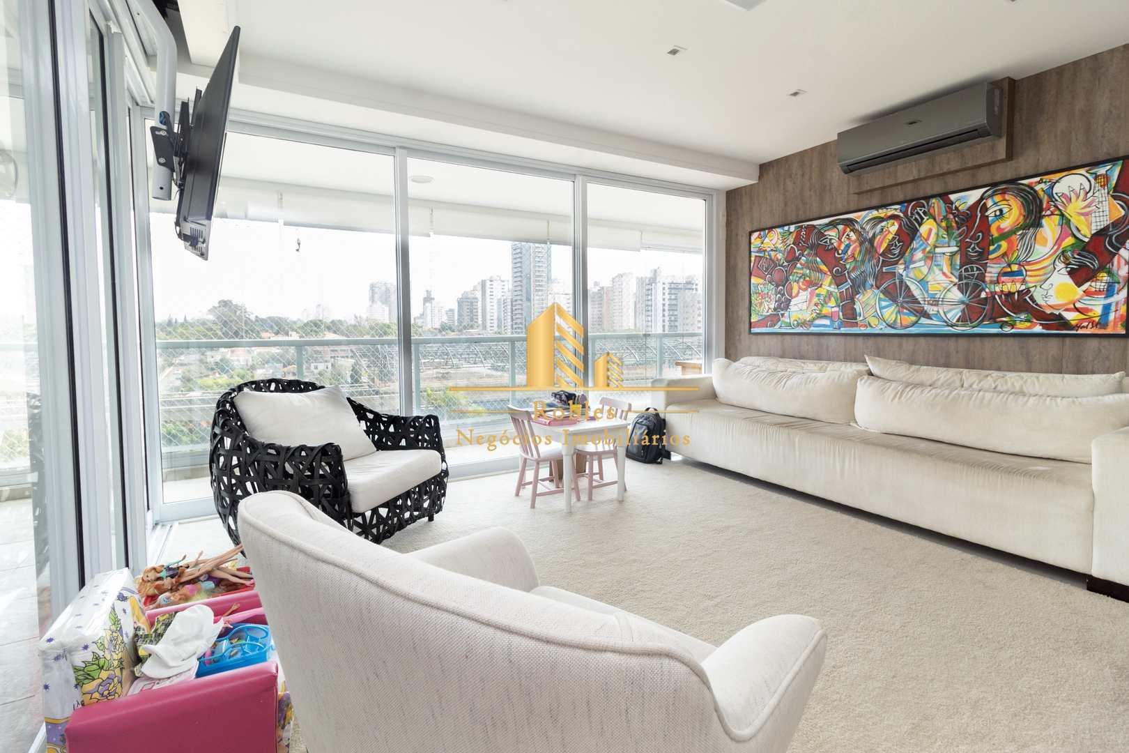 Apartamento com 4 dorms, Campo Belo, São Paulo - R$ 2.75 mi, Cod: 1482