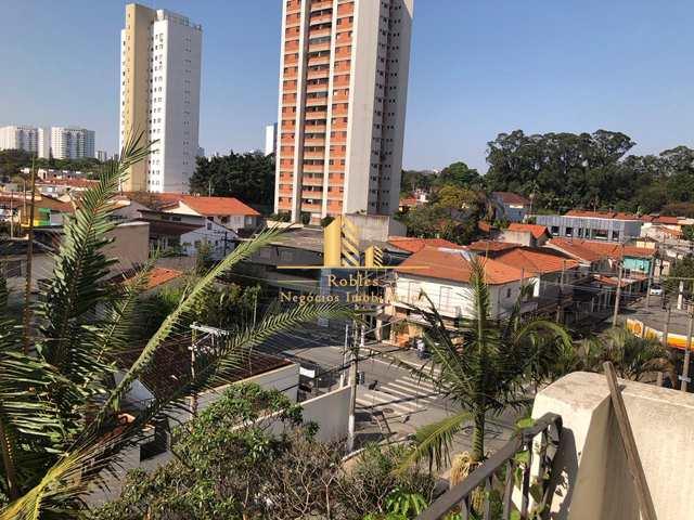 Apartamento com 2 dorms, Chácara Santo Antônio (Zona Sul), São Paulo - R$ 595 mil, Cod: 1493