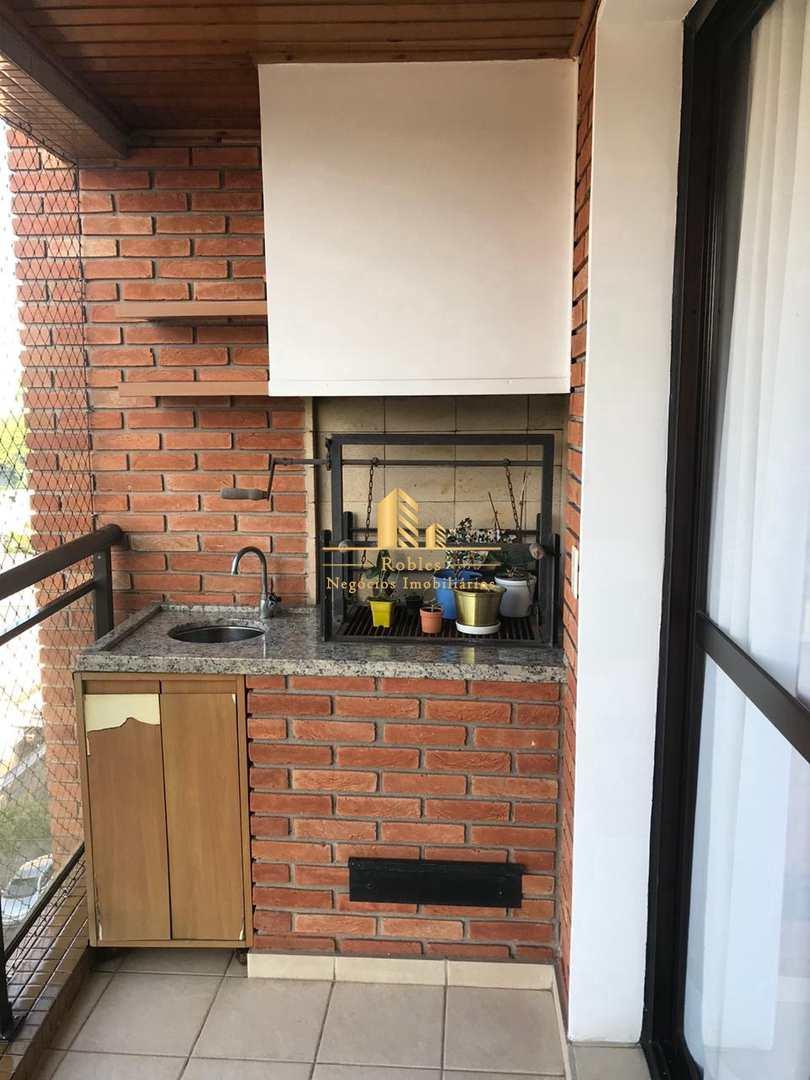 Apartamento com 3 dorms, Santo Amaro, São Paulo - R$ 1.22 mi, Cod: 1496