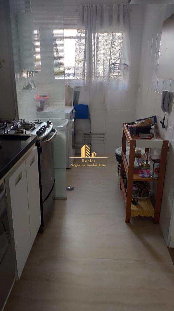 Apartamento com 2 dorms, Granja Julieta, São Paulo - R$ 715 mil, Cod: 1503
