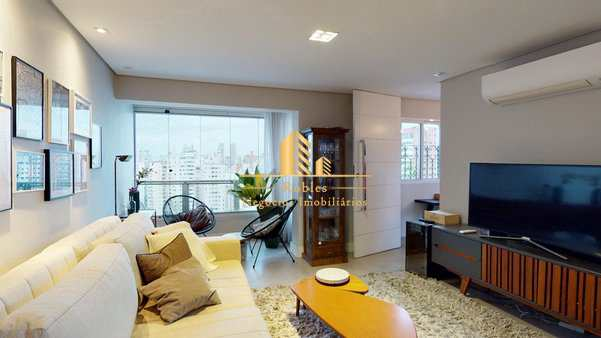 Apartamento com 2 dorms, Indianópolis, São Paulo - R$ 1.89 mi, Cod: 1514