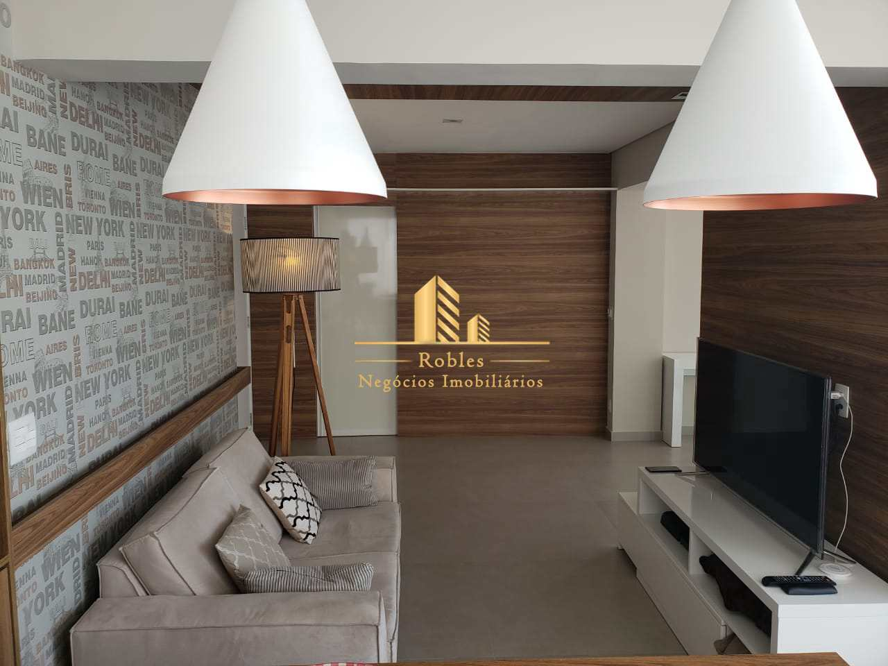 Penthouse com 1 dorm, Brooklin, São Paulo - R$ 1.7 mi, Cod: 1521